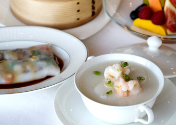Hong Kong: Lung King, at the Four Seasons