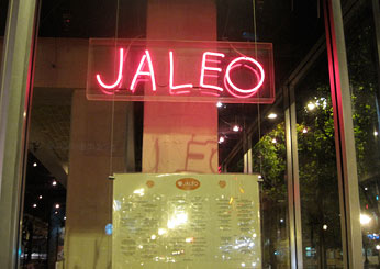Day 5: Dinner at Jaleo