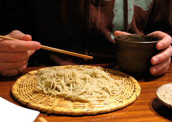 Chefs' Elevated Casual Food: Soba