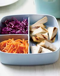 Xie Xie's Tofu Salad with Pickled Vegetables