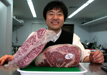 Meat as High Art: Japan Premium Beef