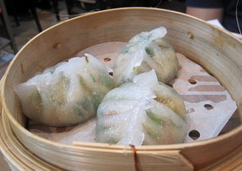 Chefs' Elevated Casual Food: Dim Sum