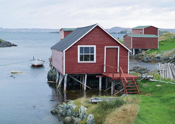 Fogo Island, Canada: Merging Fishing & Art