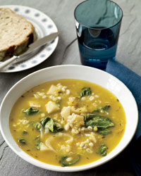 Nordic Winter Vegetable Soup