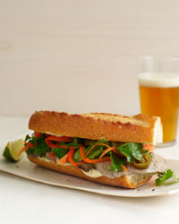Country Pâté Banh Mi