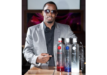 P. Diddy: Ciroc Vodka