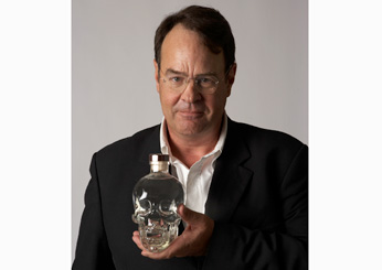 Dan Aykroyd: Crystal Head Vodka