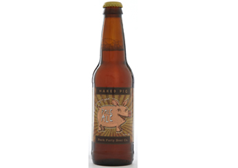 Black Forty Beer Co. Naked Pig Pale Ale