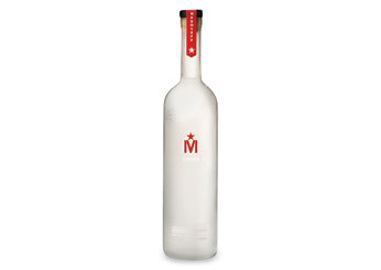 Bull Run Distilling Co. Medoyeff Vodka