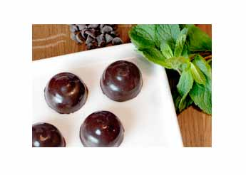 Mint Julep Chocolates
