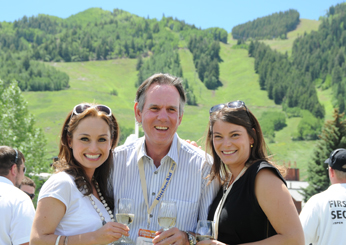 Giada De Laurentiis, Thomas Keller and Gail Simmons