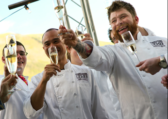 Best New Chefs Jason Stratton, James Syhabout and Jonathon Sawyer