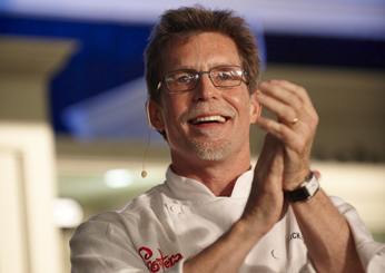 Top Chef Masters winner Rick Bayless