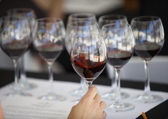 Wine Tasting Seminar at the FOOD & WINE Classic in Aspen