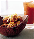Bloody Mary Cocktail Meatballs