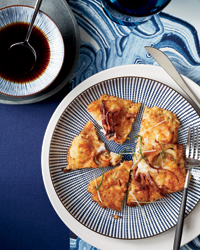 Korean Seafood Pancakes
