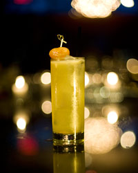 Summit Bar's Shu Jam Fizz