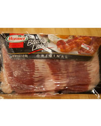 Hormel Original Black Label Bacon ©Maggie Mariolis