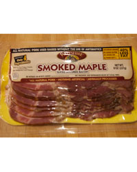 Wellshire Smoked Maple Uncured ©Maggie Mariolis