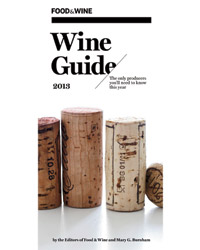 2013 F&W Wine Guide