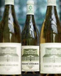 2013 F&W Wine Guide Preview: Schloss Gobelsburg Bottles