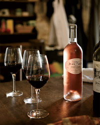 Bordeaux Travel: Rosé
