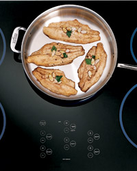 Energy-Saving Cooktop