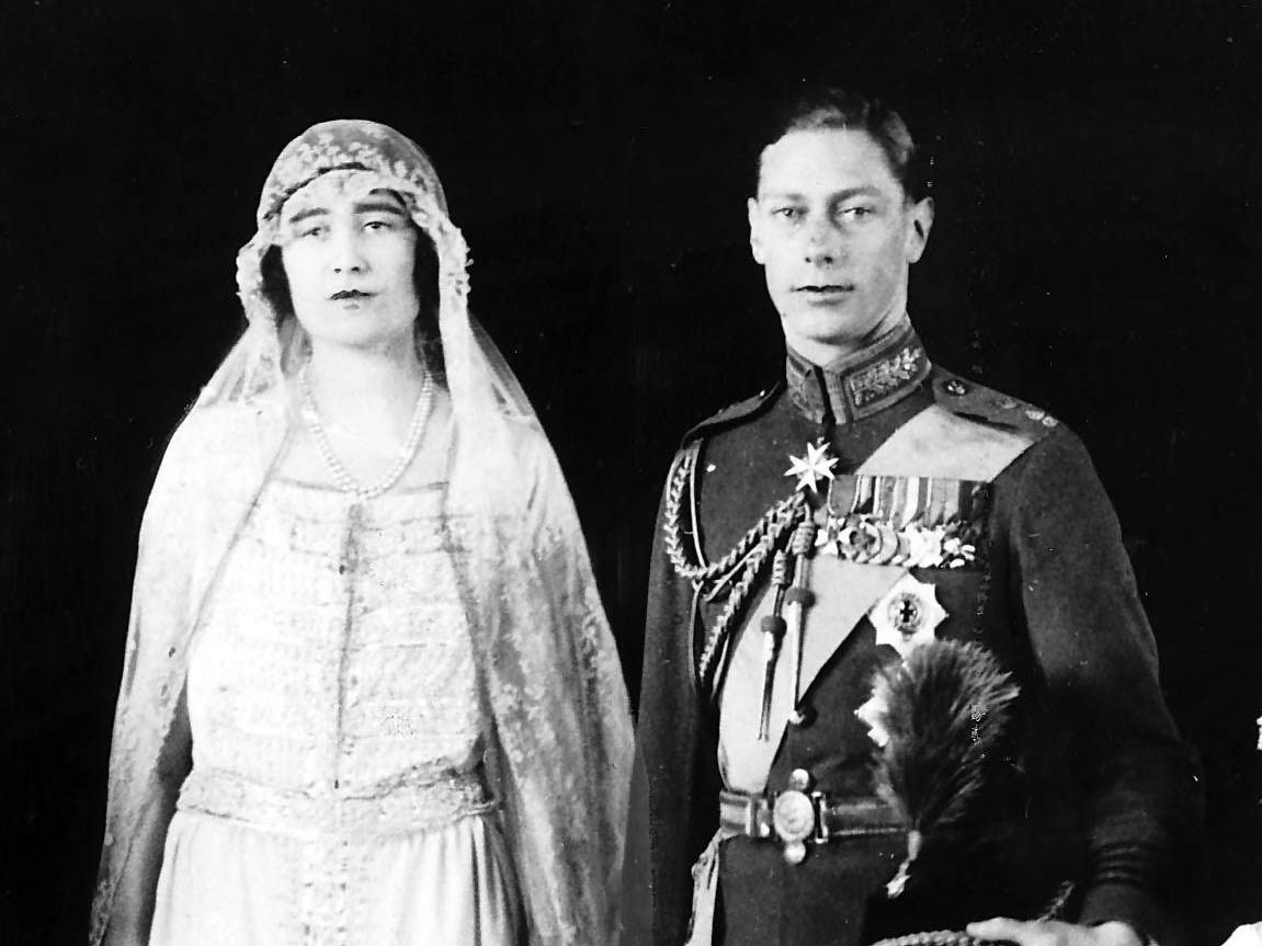 Queen Mother with Duke of York