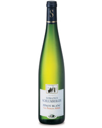 Holiday Wine Guide: Domaines Schlumberger Pinot Blanc
