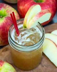 Apple Cocktails: The Hudson