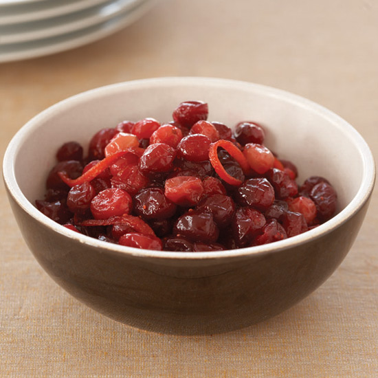 Candied Cranberry Sauce