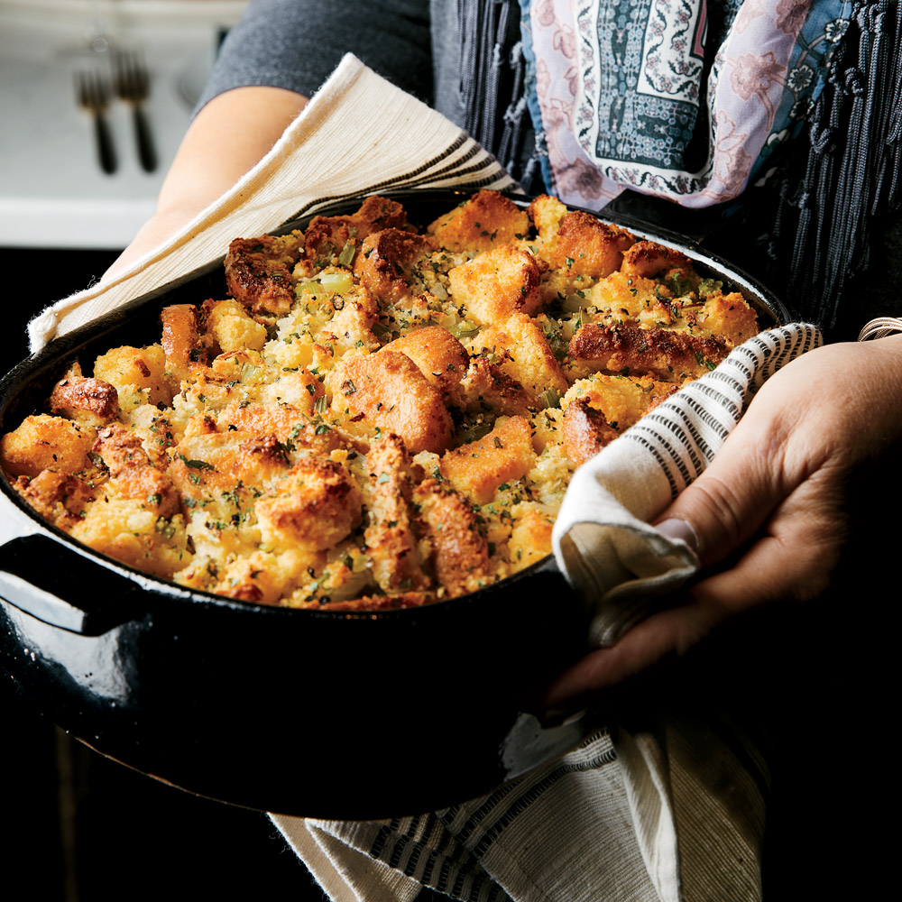 Kish Family Two-Bread Stuffing