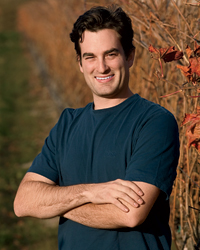 Winemaker of the Year Gavin Chanin