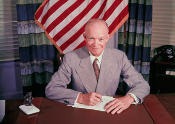 Dwight D. Eisenhower (1953-1961)