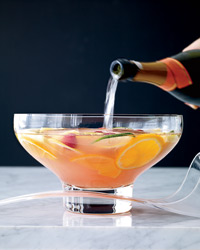 easy christmas punch recipes and ideas