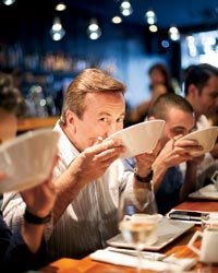Toronto Restaurant Hopping with Daniel Boulud