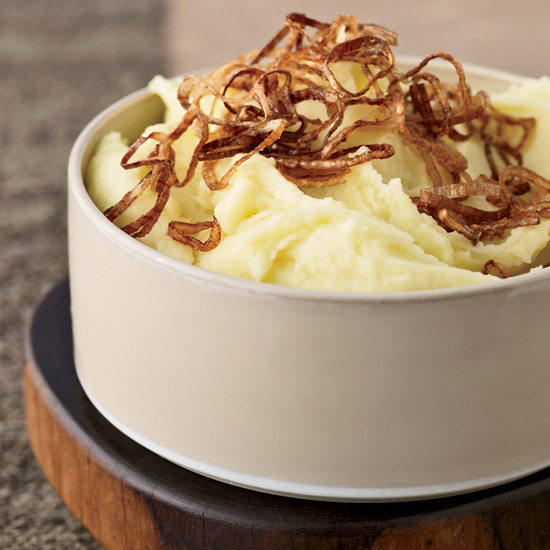Silky, Creamy Mashed Potatoes