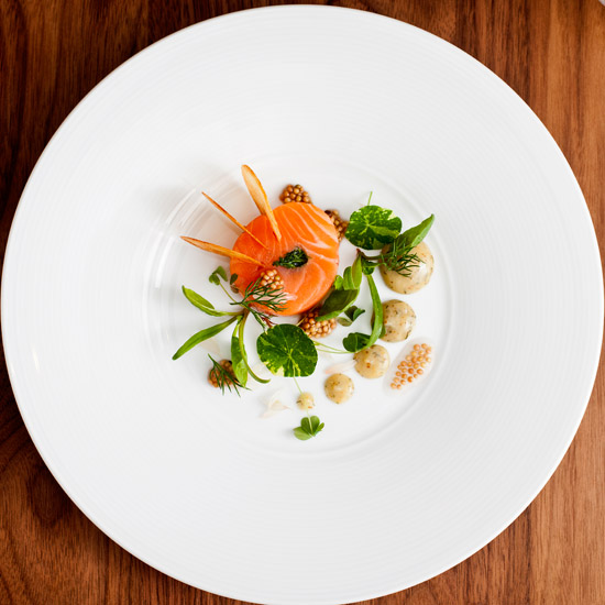 Best restaurants of 2012 food wine for Aquavit and the new scandinavian cuisine