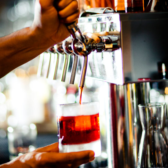Best Trend to Keep: Cocktails on Tap