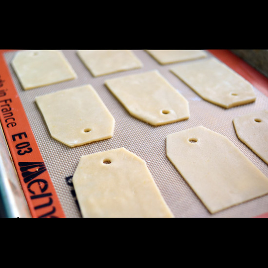 Baking the Cookie Gift Tags