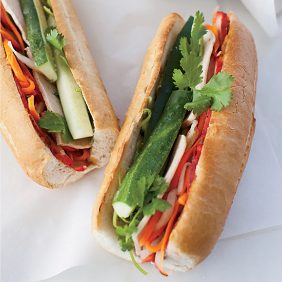 Banh Mi at InterAsian Market & Deli