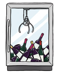 How to Stock a Wine Fridge