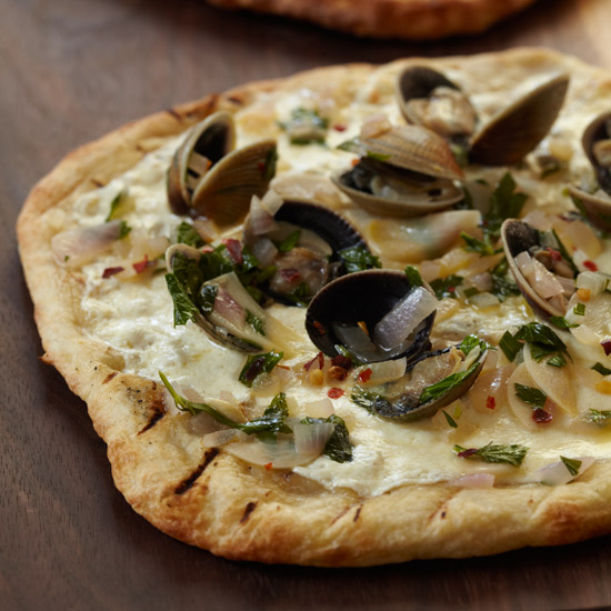 White Clam Pie for Lent