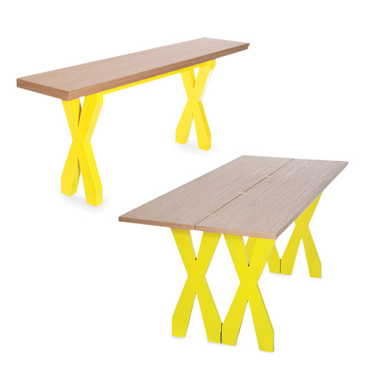 Double-Duty Table