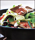 Quick Thai Beef Salad