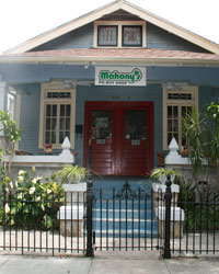 New Orleans Restaurants: Mahony's Po-Boy Shop