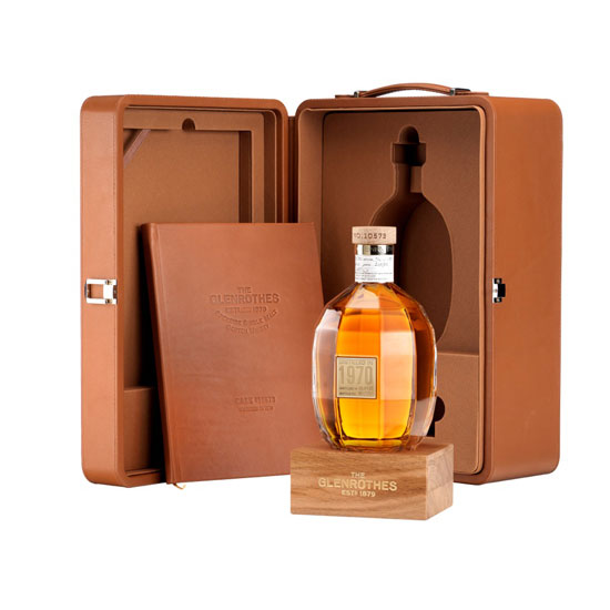 The Glenrothes Extraordinary Cask: $5,000