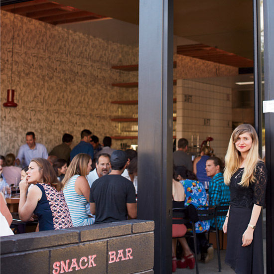 Superba Snack Bar, Los Angeles