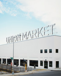 Washington, DC's Union Market