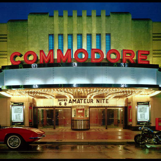 Commodore Theater, Portsmouth, VA